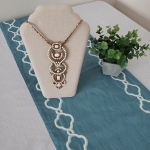 Stella & Dot Havanna Pendant Necklace